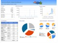Reporting Services Sales Territory Dashboard